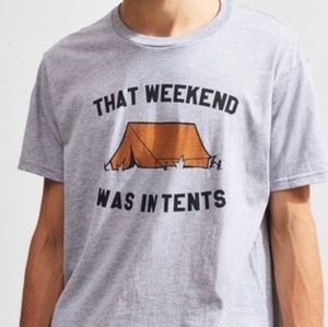 Urban Outfitters That Weekend Was In Tents Tee